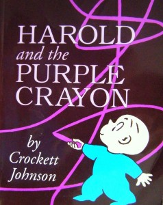 Dr. Richard Morrison's Most Influential Books | Harold and the Purple Crayon